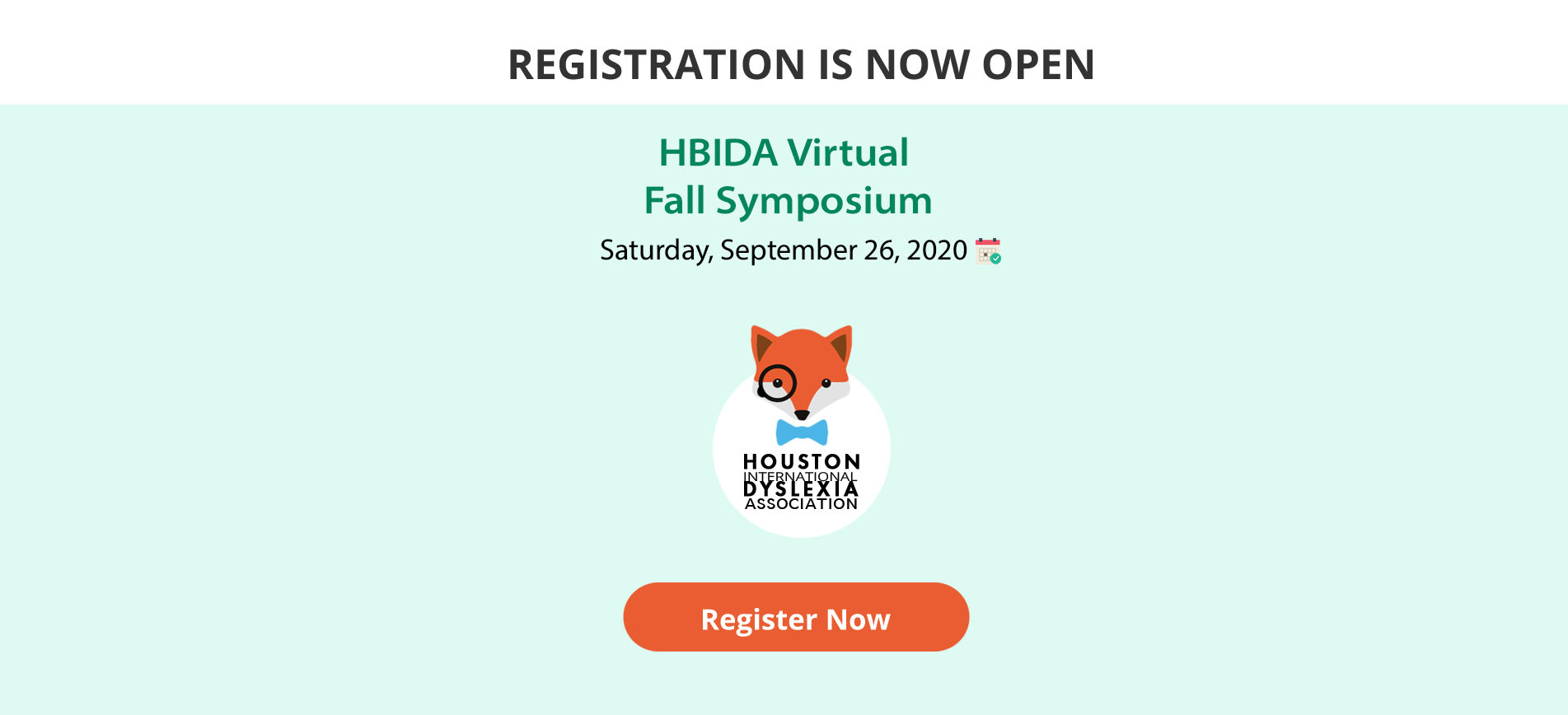 Fall 2020 Registration